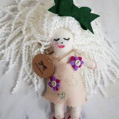 Felt Doll  7Inch