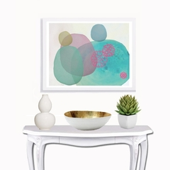 Float Art Print Wall Art Minimal Modern contemporary Home Decor Organic Bohemian