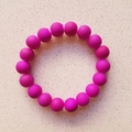 Fluro Purple Bracelet