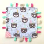 Taggie  Comforter | baby gift | baby shower | newborn gift