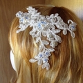 Nara English Lace Hair Comb