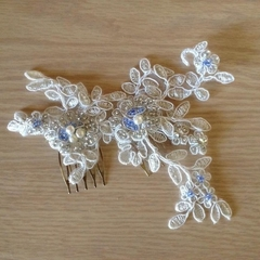 Nara English Lace Hair Comb