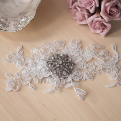Hailey Lace Hair Comb