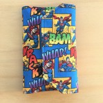 Superman Pencil Wallet | pencil case | pencils | drawing