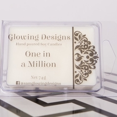 One in a Million scented soy wax melt - handmade in Australia