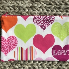 All about Love pencil case