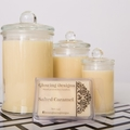 Salted Caramel scented soy wax melt - Handmade in Australia