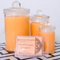 Sweet Orange & Cassis scented soy wax melt - handmade in Australia