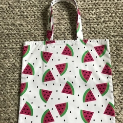 Watermelons library/shopping bag