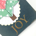 Christmas Card - Origami Christmas Tree