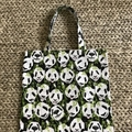 Panda library/shopping bag
