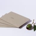 Christmas Card - Set of 4 - Australian Eucalyptus Range - Handcrafted design -