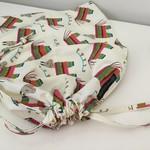 'LLAMA FIESTA' Drawstring / Library / Sheet Bag