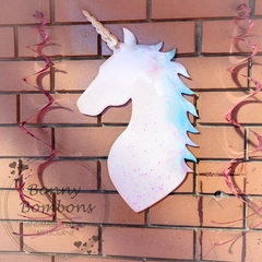 Unicorn wall art, unicorn decor, gifts for girls, unicorn, resin art, unicorn re