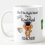 TEACHER - Fully Koalified (Qualified)  Teacher - Mug