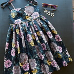 R&G Bloom Dress - Size 5