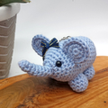 Elephant Keyring/Bag Buddy