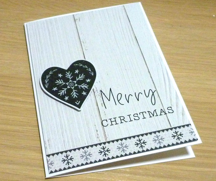 merry christmas card male husband boyfriend - Boyfriend Christmas Card