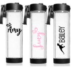 Vinyl Name Decal | Large Name Sticker | Water Bottle Decal