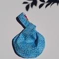 Mini Japanese knot bag