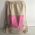 Personalised Library Bag/Backpack / Book Bag /School Bag