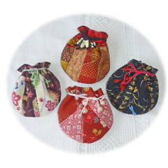 Mother's Day gift ideas.. Japanese Valuables Purses.   Bulk buy special.