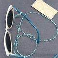 Turquoise Beaded Glasses Holder Reading Glasses Sunglasses Lanyard