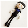 Ready To Ship Little Mate Fabric Doll