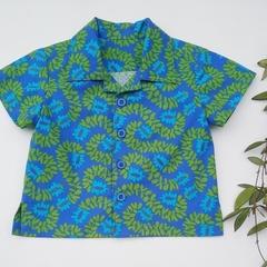 Boy's Button up Shirt - Divine