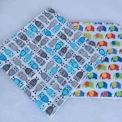 Reusable Snack Pouch - Set of 2