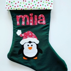 Personalised Character Stocking - long name (over 4 letters)