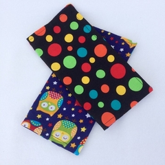 Reusable Cloth Lunchbox Napkin - Set of 6