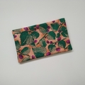 Tissue Holder Pouch - Mulberries & Leaves - Handbag Accessory - Practical Gift