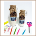 Thanks for Making Learning so SWEET - Cookie Mix in A bottle. SMALL