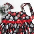 "Size  8 - ""Xmas Grandeur"" Christmas Dress"