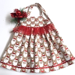 "Sizes 1 and 2 - ""Xmas Sparkle"" Christmas Dress"
