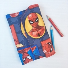 Spiderman Pencil Wallet,  Pencil Case, drawing set