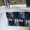 Dr Who library/shopping bag