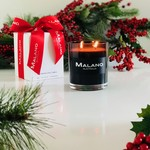 Oakmoss, Tangerine & Brown Sugar Candle