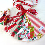 Christmas Tree Garland, Ready to ship, Free domestic shipping