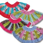 SALE... Girls Twirl Skirt - Available in a Range of sizes and colours