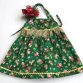 "Size 2 - ""Xmas Jingle"" Christmas Dress"