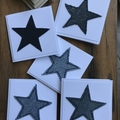 Stars! pack of 5!