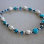 KEILANI Gemstone Choker Necklace