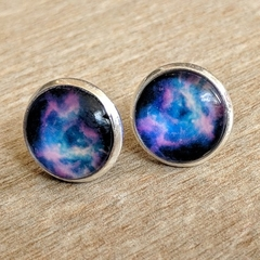 Earrings - Galaxy Studs