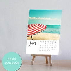 2019 Nautical Desk Calendar