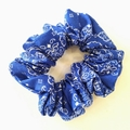 Scrunchie / BLUE - bandana