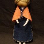 Yarn doll ladies