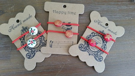 Christmas Hairbands - 3 pack