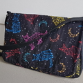 Kitty Constellations messenger bag